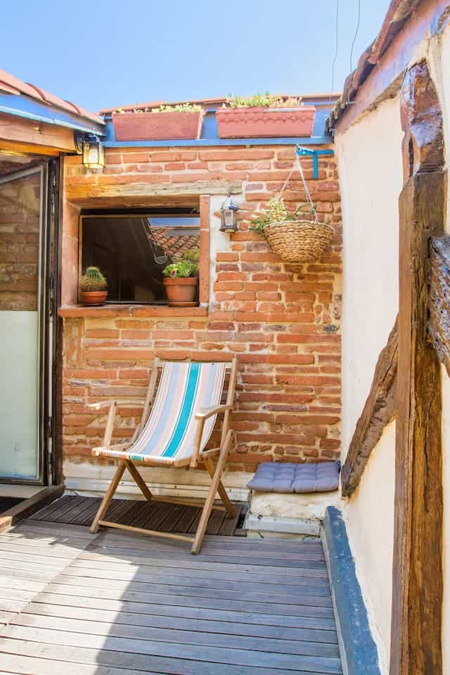 Image of Airbnb rental in Toulouse, France