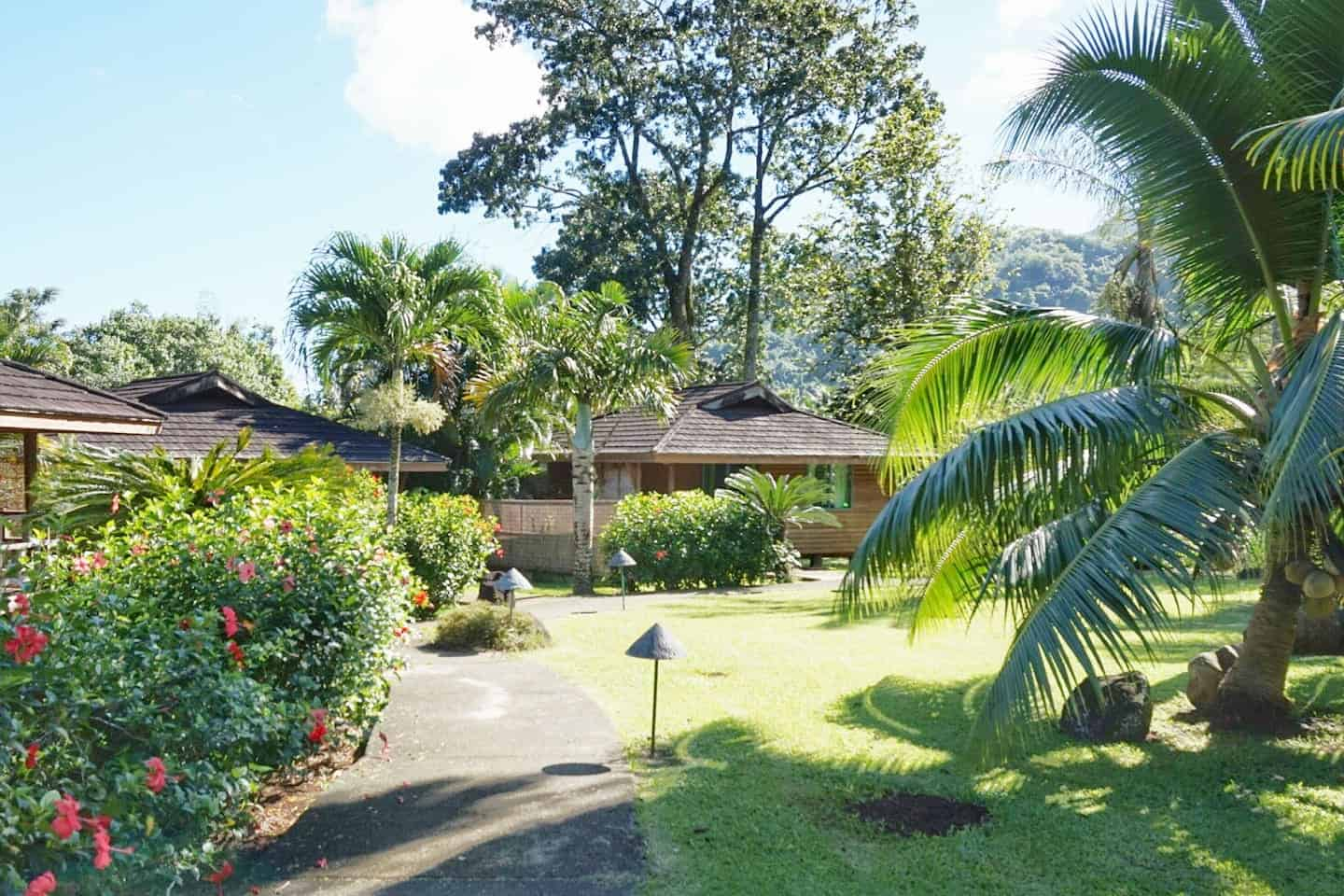 Image of Airbnb rental in Moorea, French Polynesia