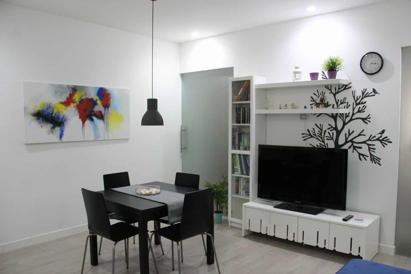 Image of Airbnb rental in Naples, Italy