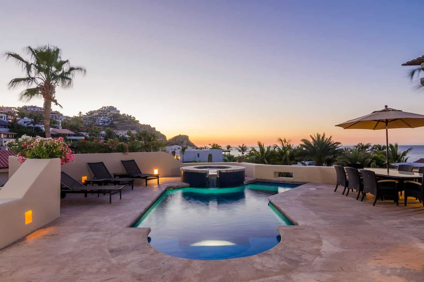 Image of Airbnb rental in Cabo San Lucas, Mexico