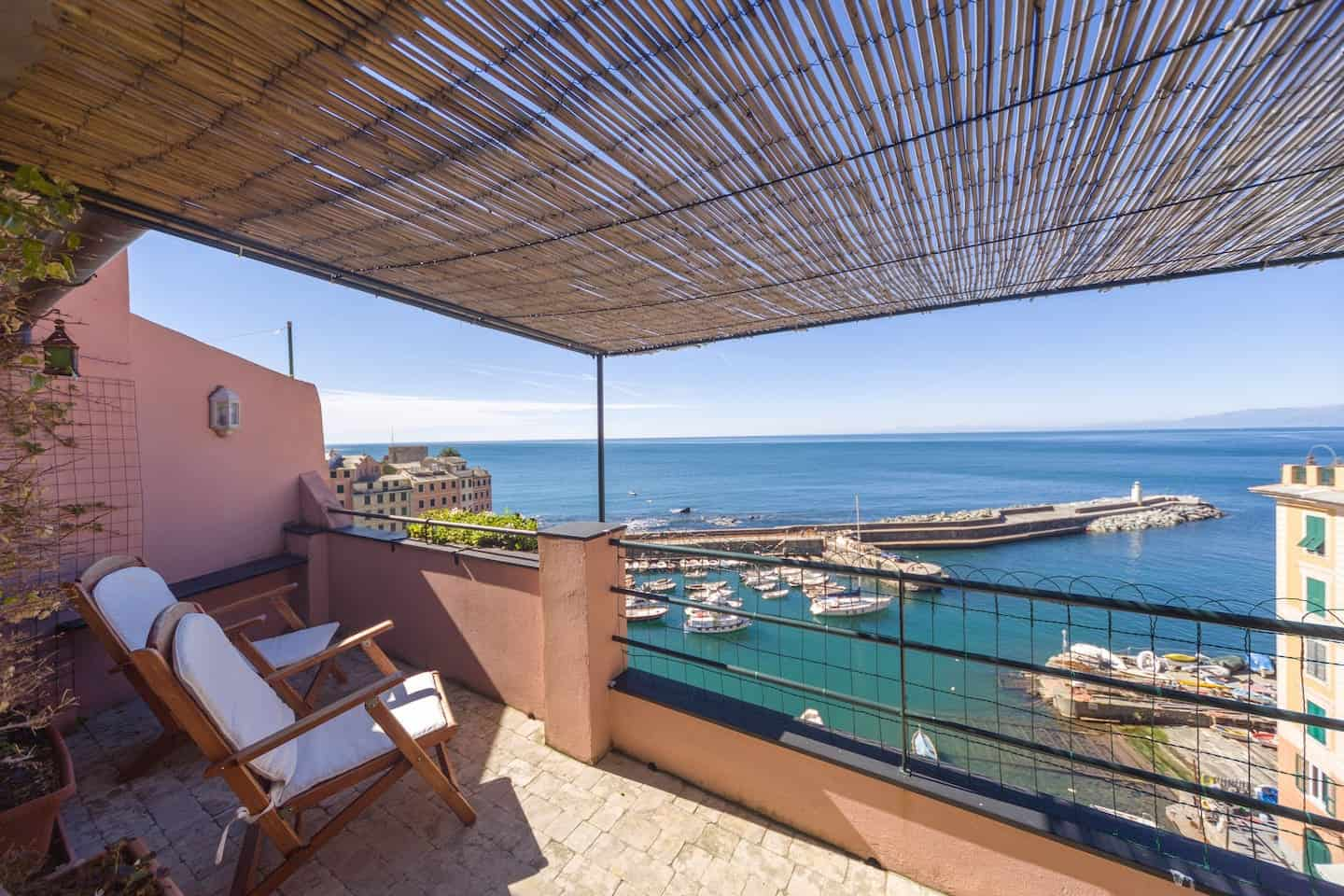 Image of Airbnb rental in Genoa, Italy