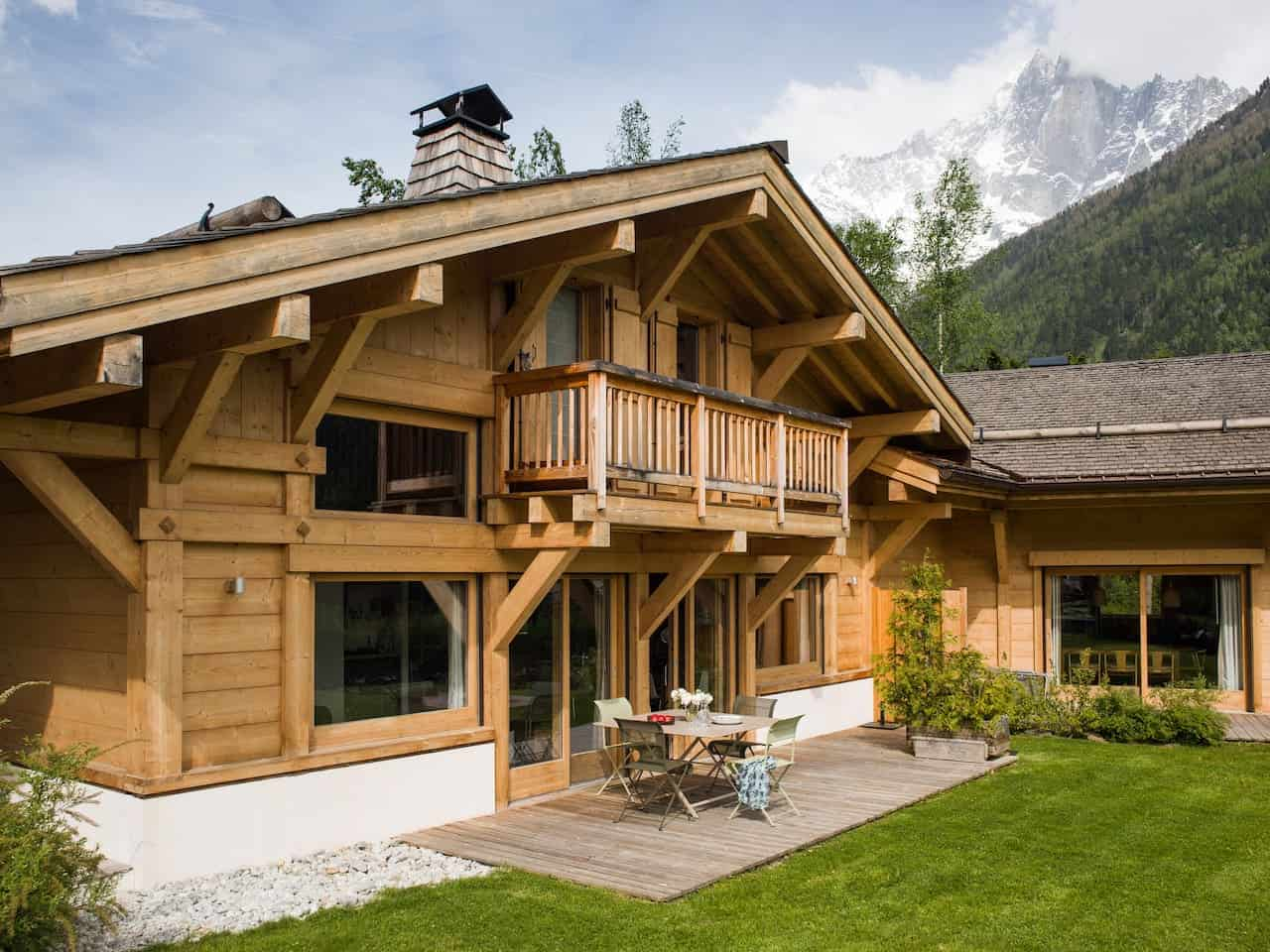 Image of Airbnb rental in Chamonix, France