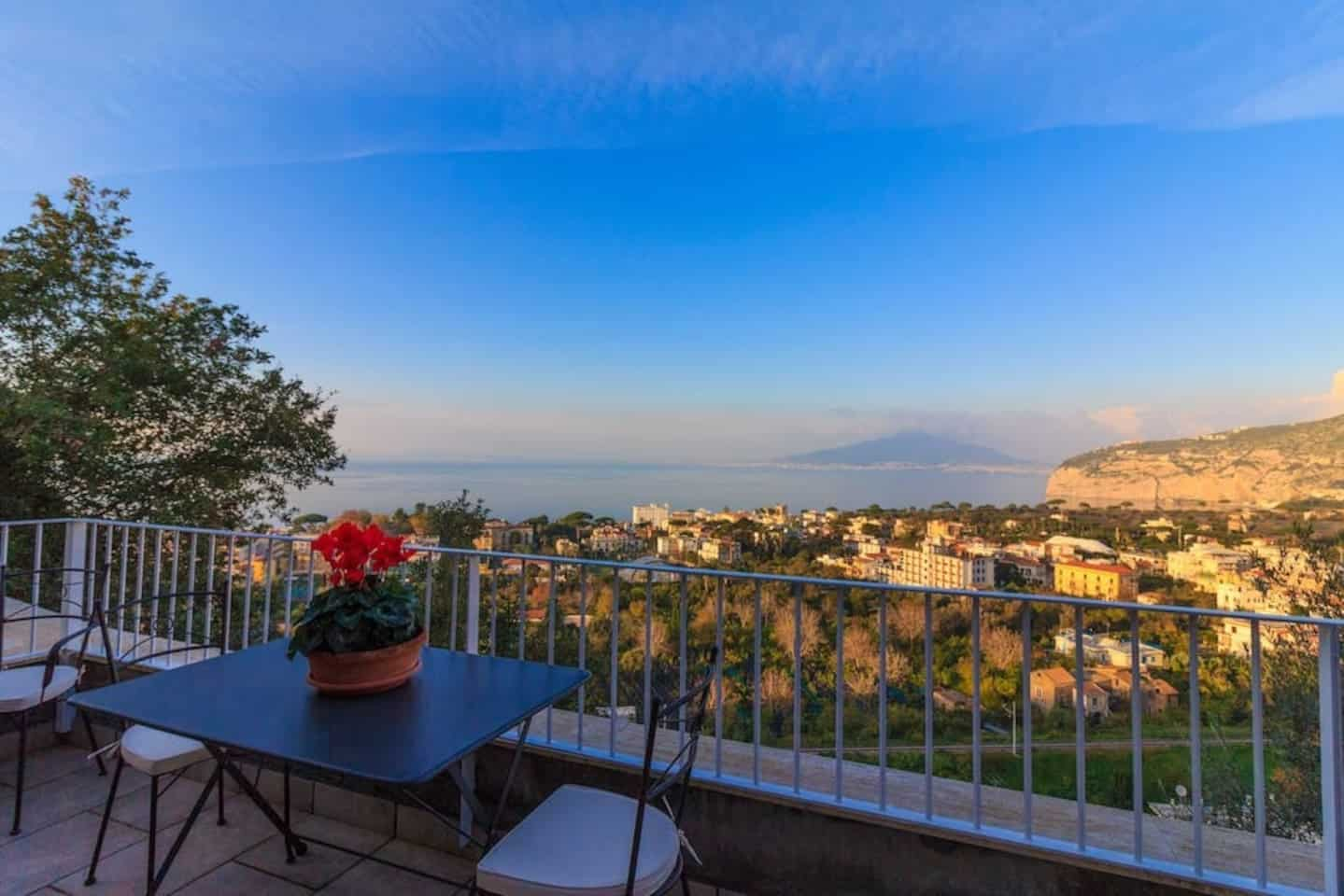 Image of Airbnb rental in Sorrento, Italy