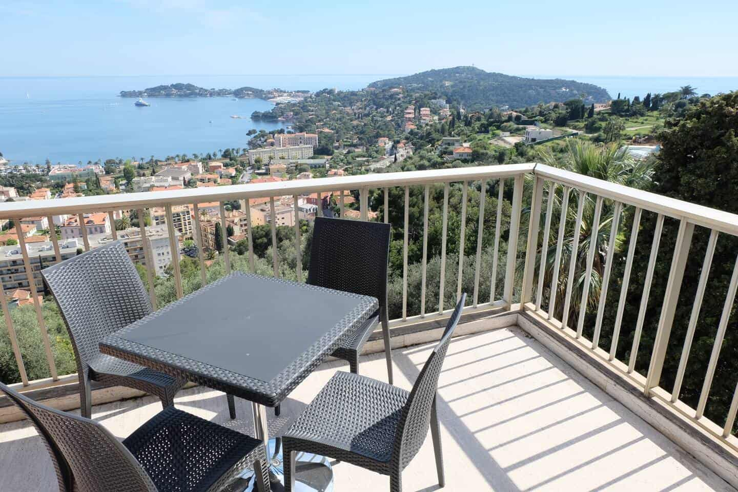 Image of Airbnb rental in Villefranche-sur-Mer, France