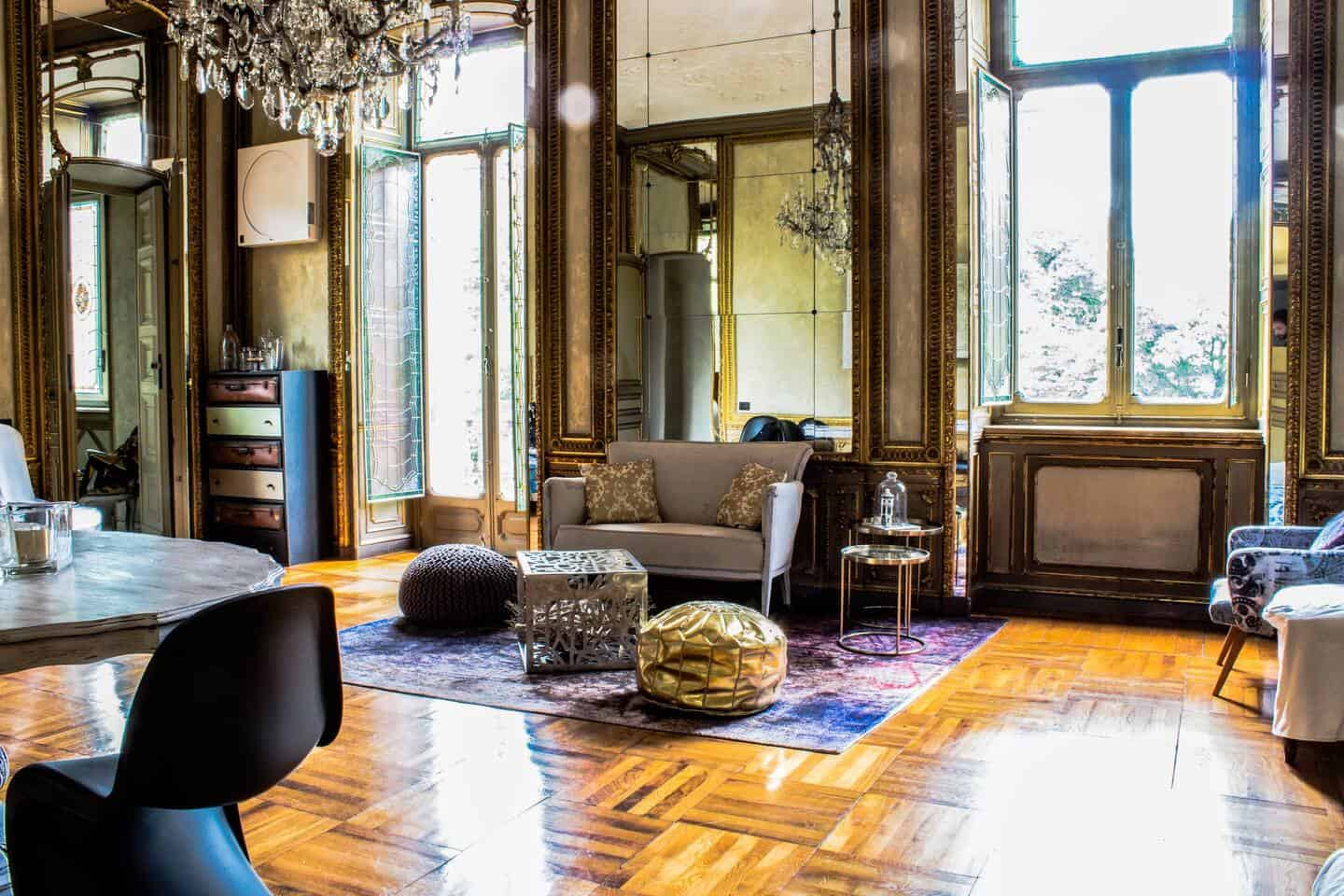 Image of Airbnb rental in Turin, Italy