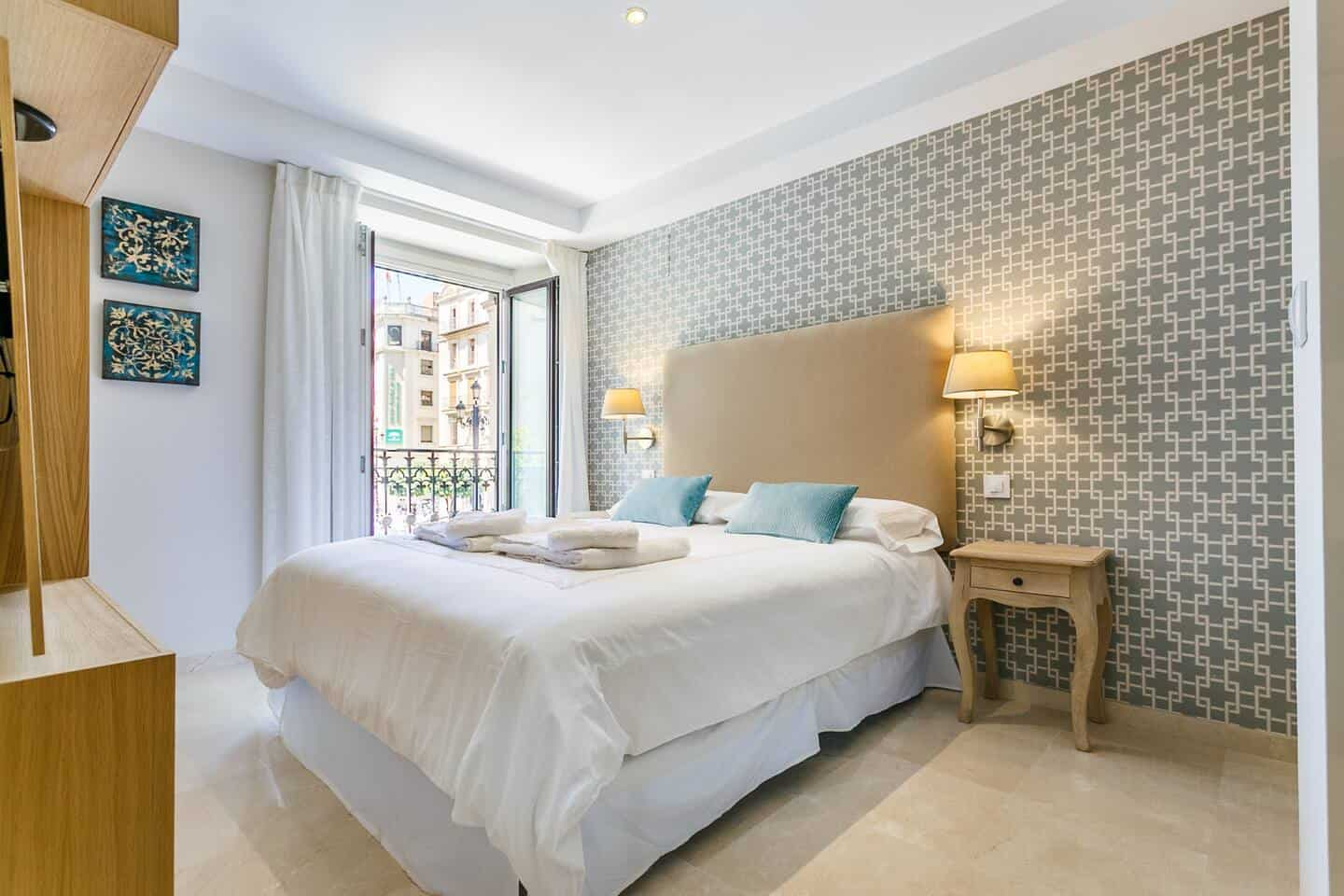 Image of Airbnb rental in Seville, Spain