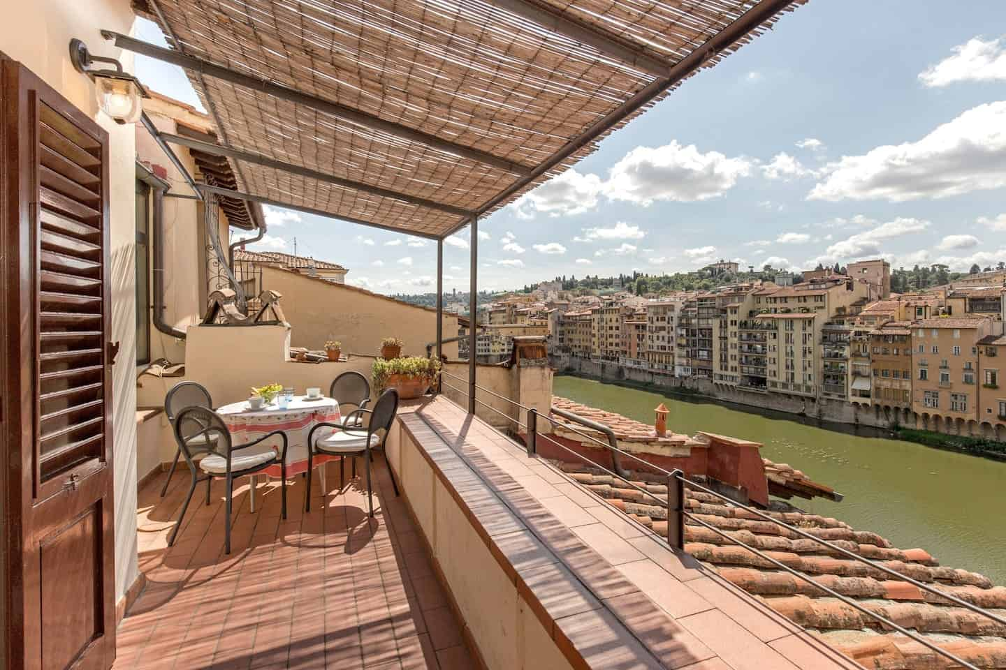 Image of Airbnb rental in Florence, Italy