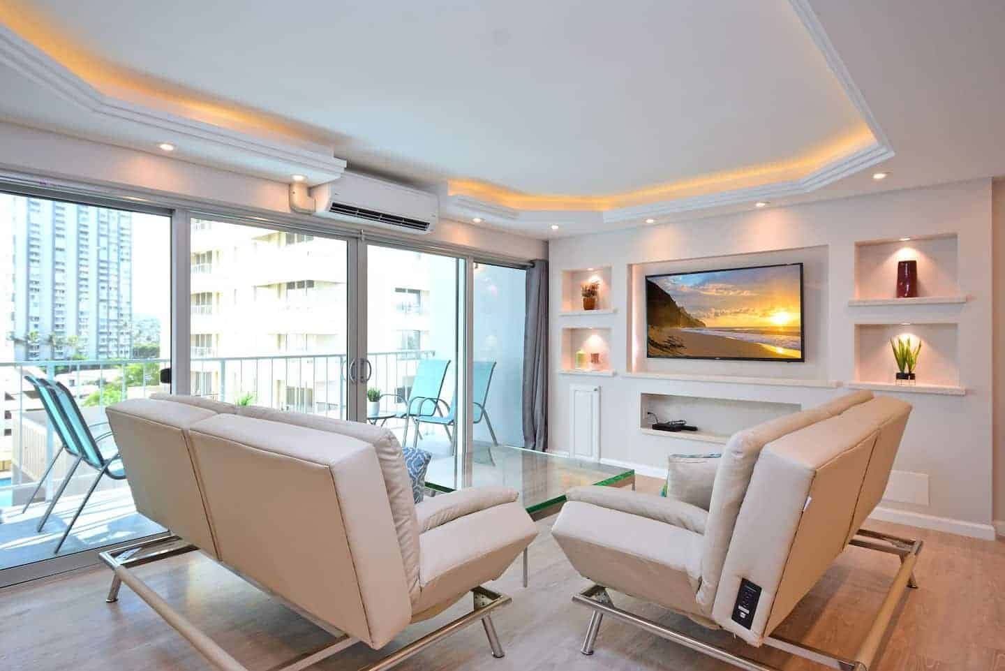 Image of Airbnb rental in Waikiki, Hawaii