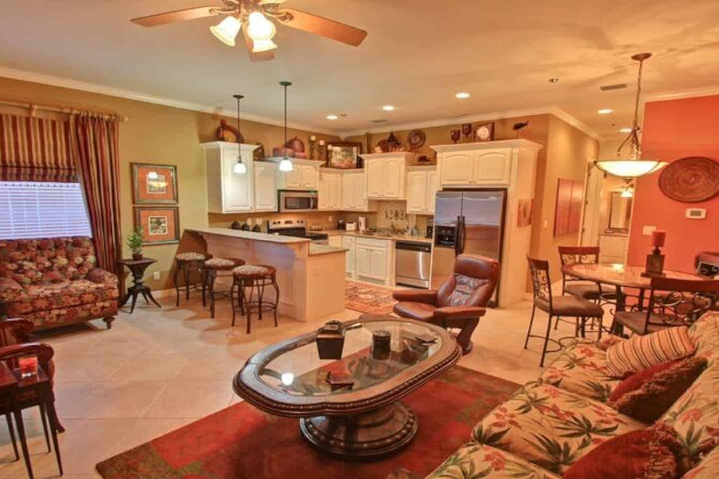 Image of Airbnb rental in South Padre, Texas