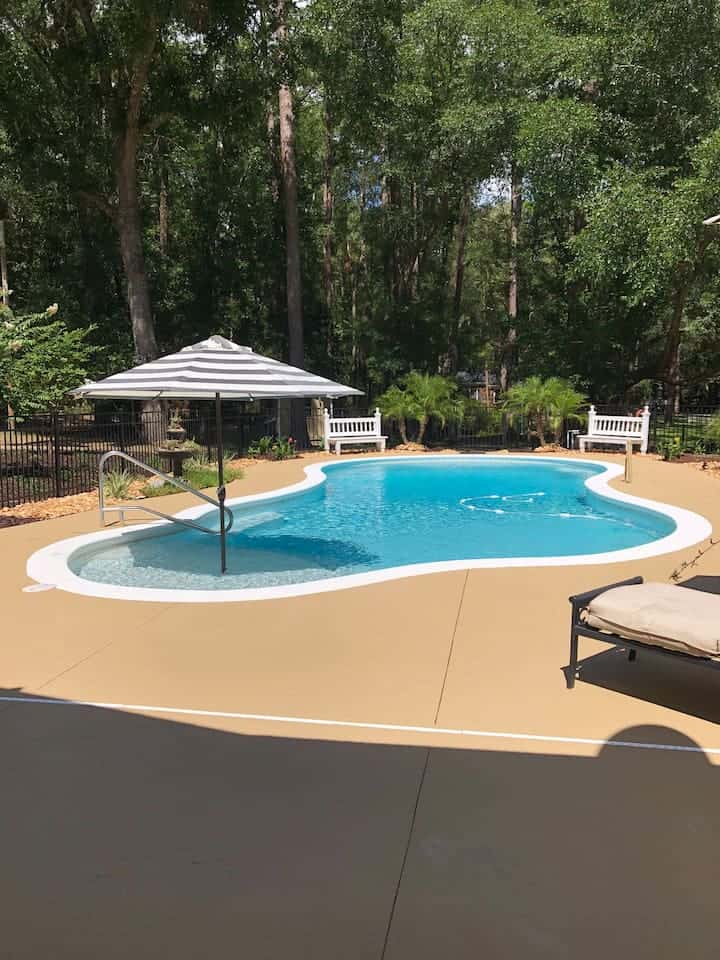 Image of Airbnb rental in Tallahassee, Florida