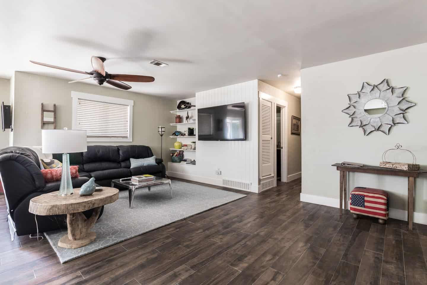 Image of Airbnb rental in Arlington, Texas