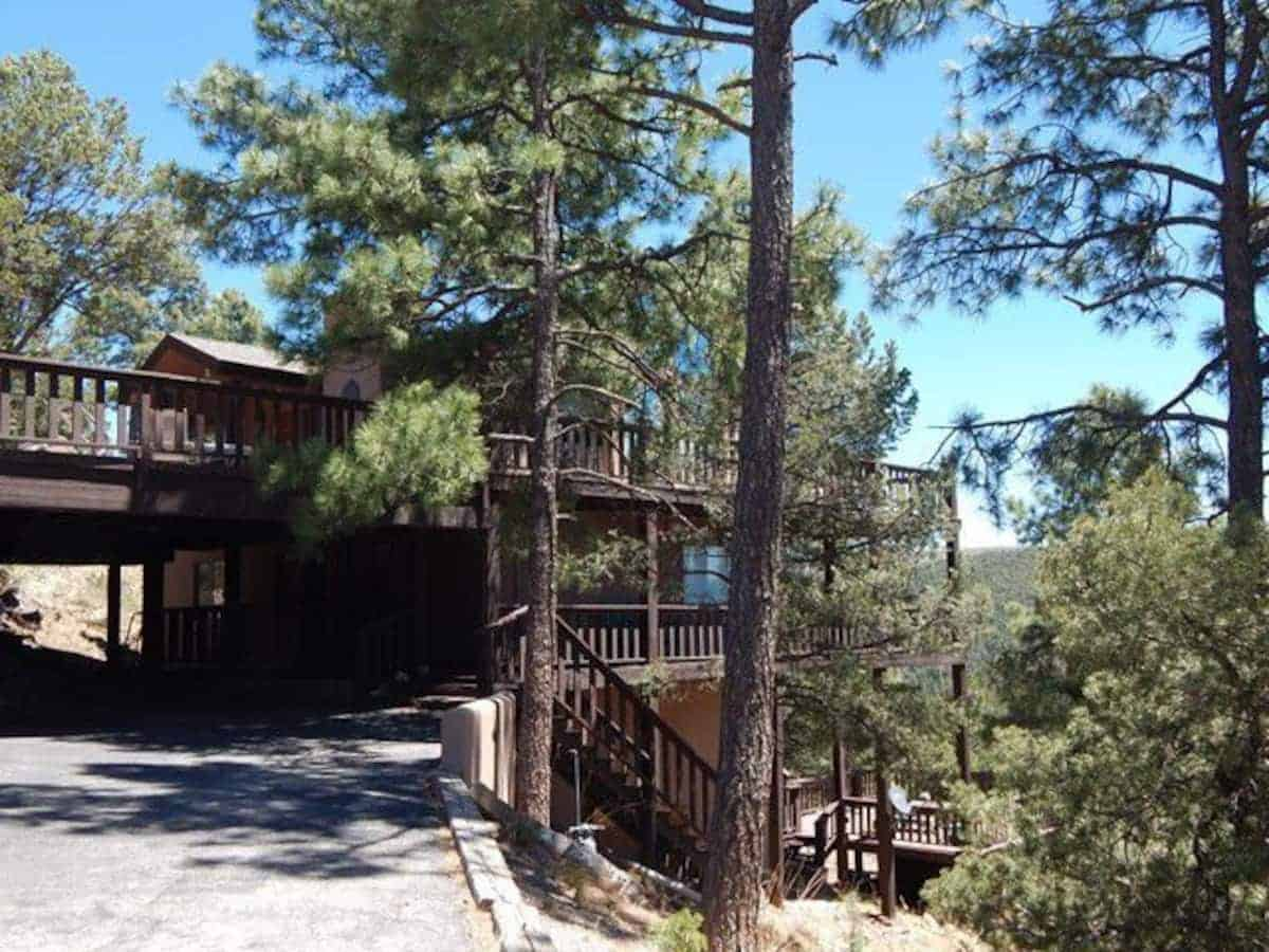 Image of Airbnb rental in Ruidoso, New Mexico