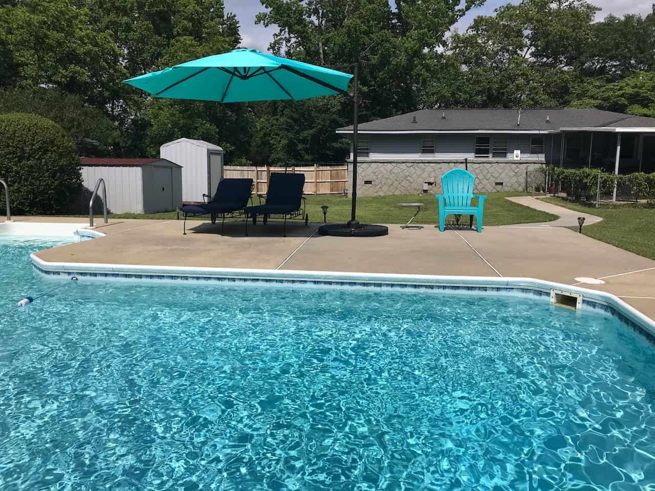 Image of Airbnb rental in Columbia, South Carolina