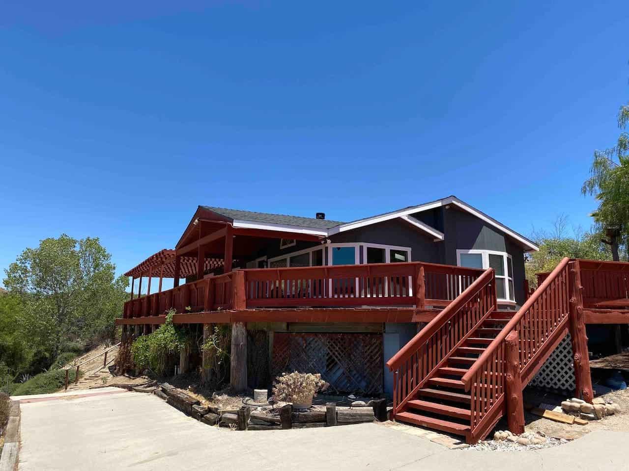 Image of Airbnb rental in Temecula, California