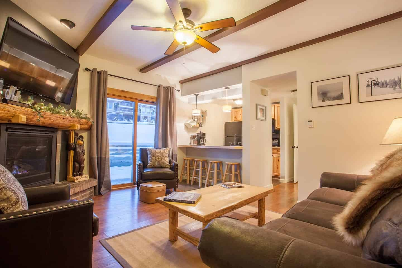 Image of Airbnb rental in Steamboat Springs, Colorado
