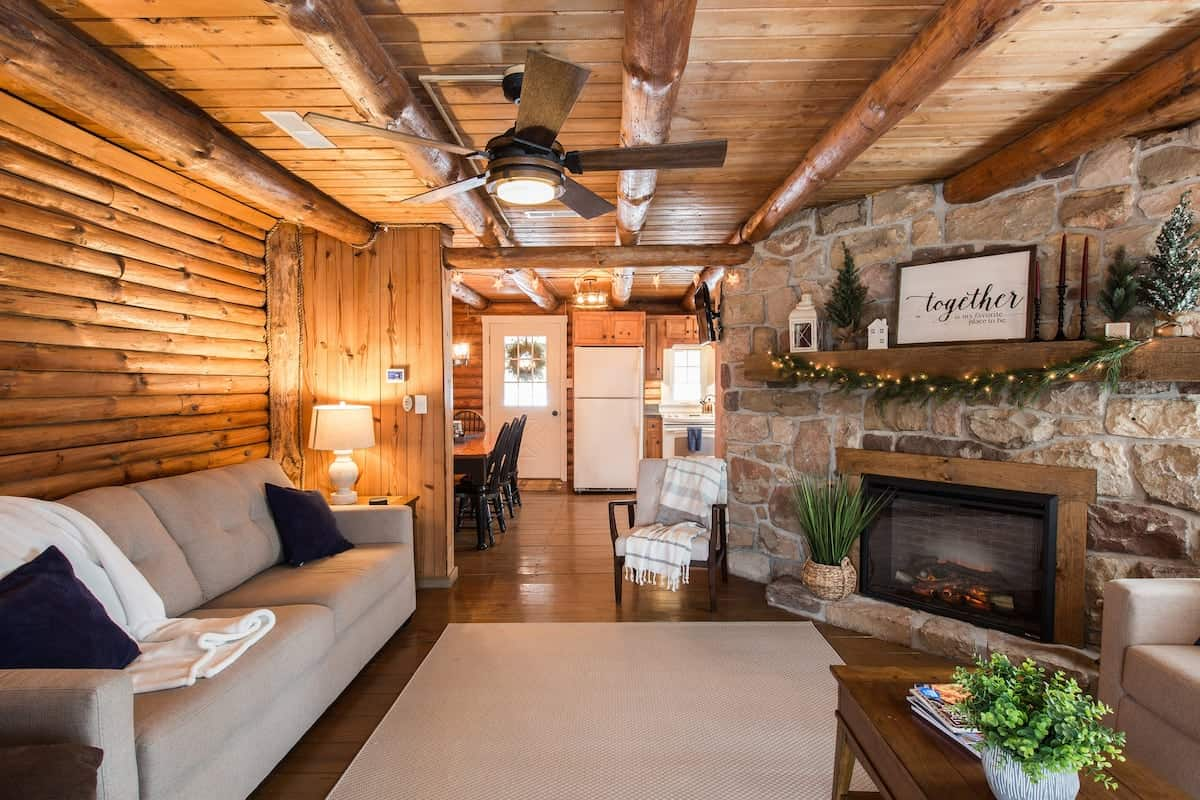 Image of Airbnb rental in Lancaster, Pennsylvania