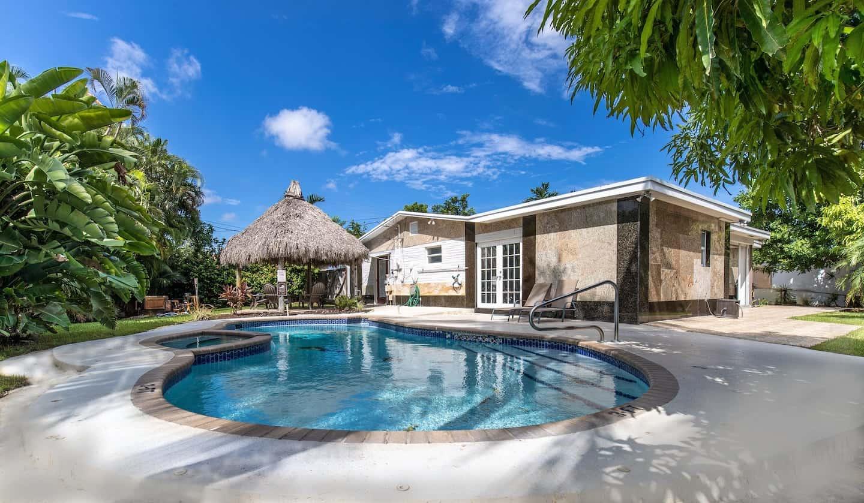 Image of Airbnb rental in Fort Lauderdale, Florida