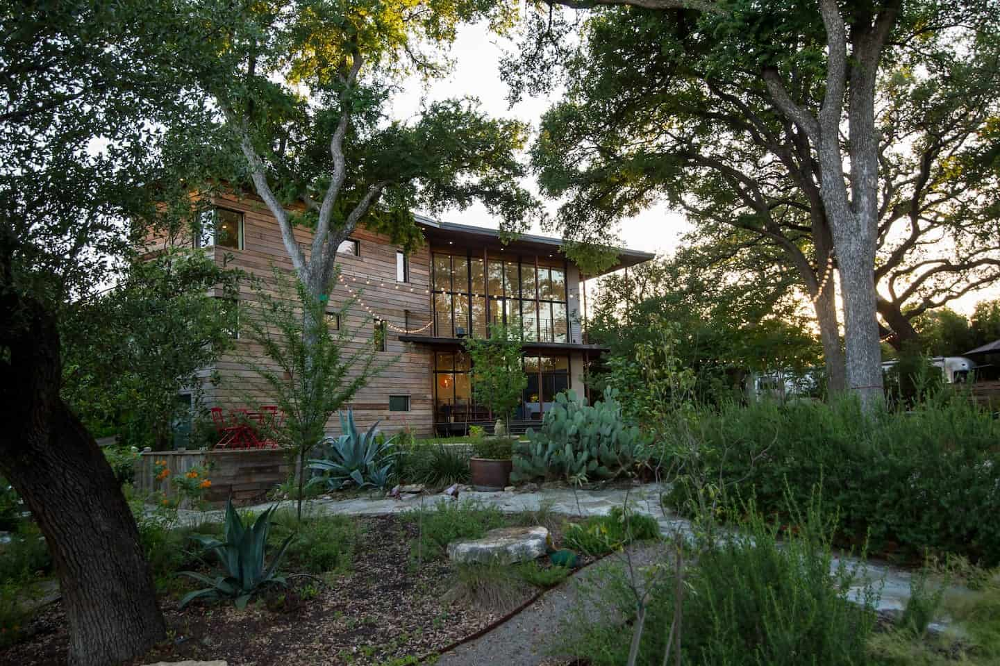 Image of Airbnb rental in Austin, Texas