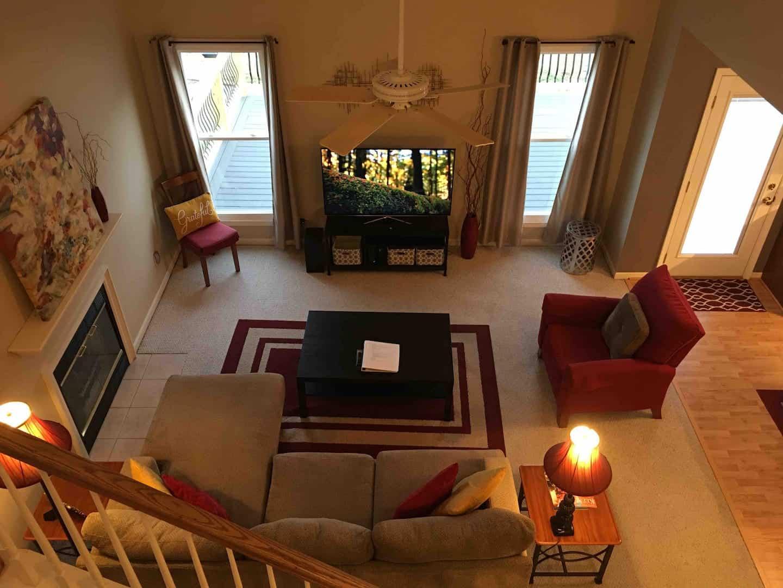 Image of Airbnb rental in Lexington, Kentucky