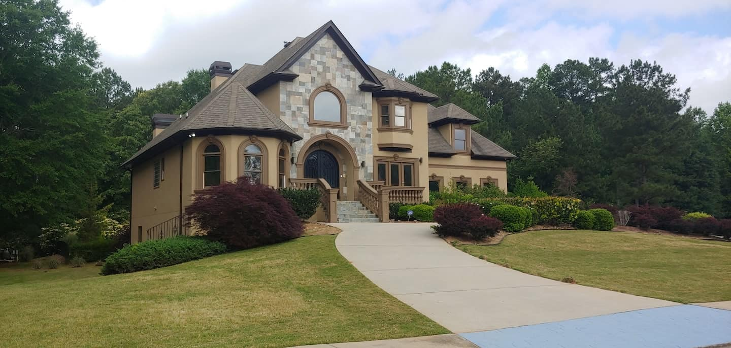 Image of Airbnb rental in Atlanta, Georgia