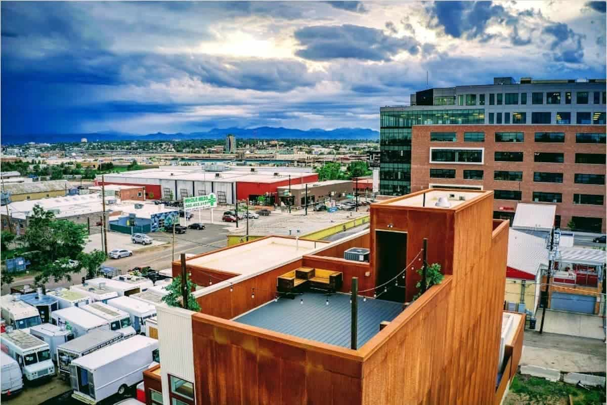 Image of Airbnb rental in Denver, Colorado