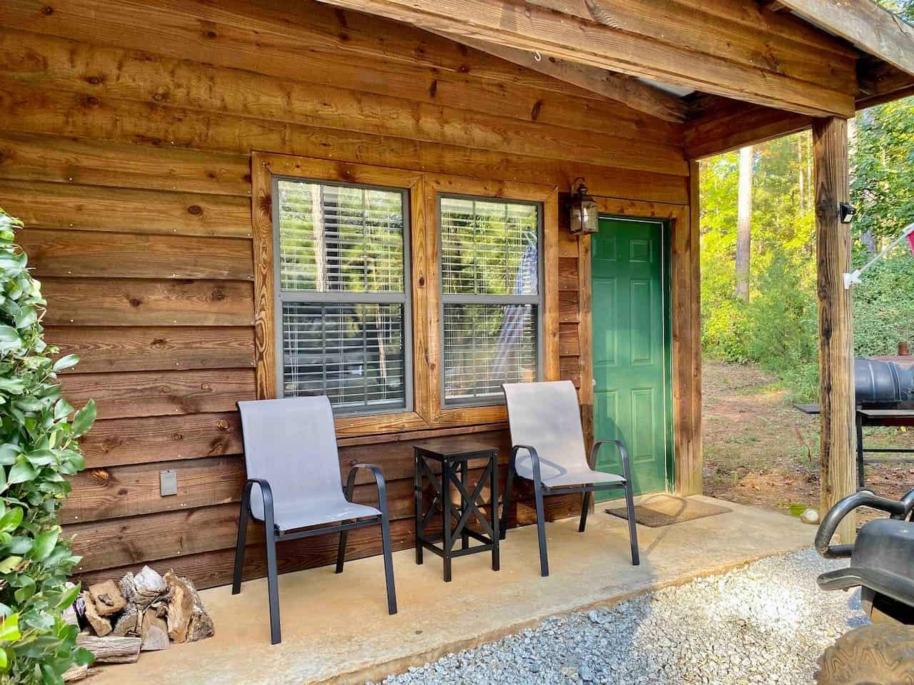 Image of Airbnb rental in Augusta, Georgia