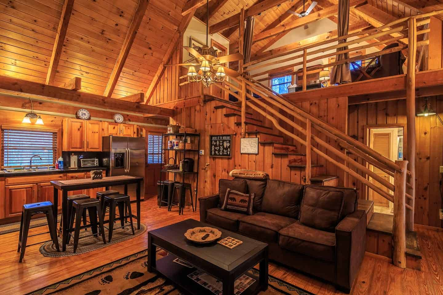 Image of Airbnb rental in Boone, North Carolina