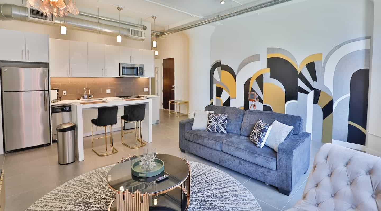 Image of Airbnb rental in Long Beach, California