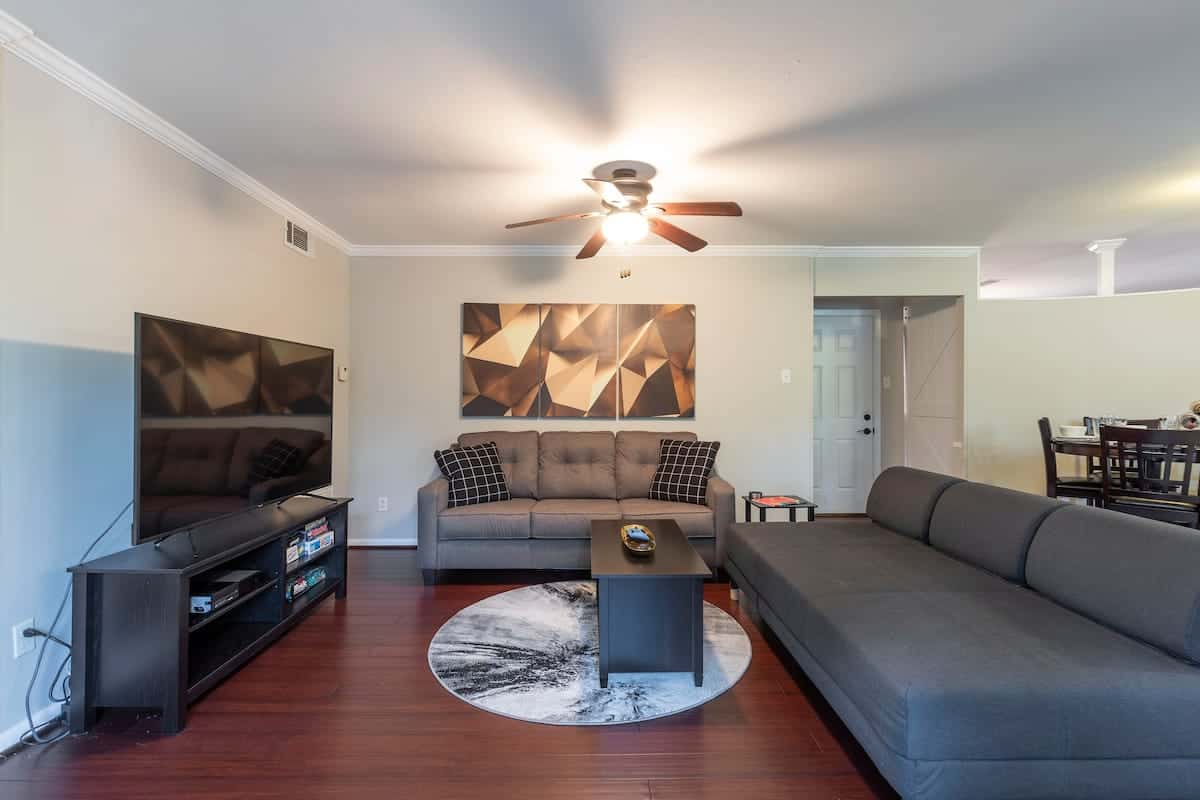 Image of Airbnb rental in Houston, Texas