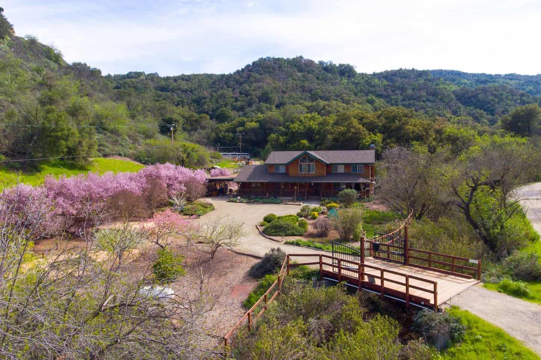 Image of Airbnb rental in Ojai, California