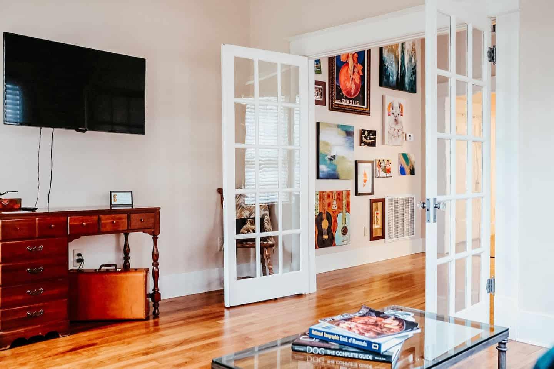 Image of Airbnb rental in Little Rock, Arkansas