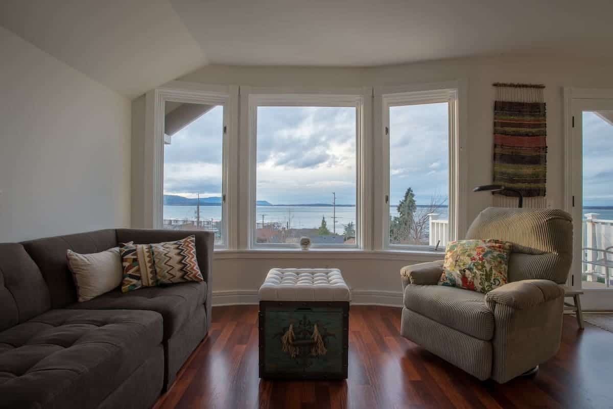 Image of Airbnb rental in Bellingham, Washington