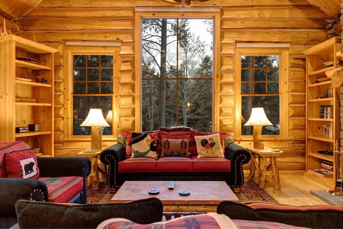 Image of Airbnb rental in Jackson Hole, Wyoming
