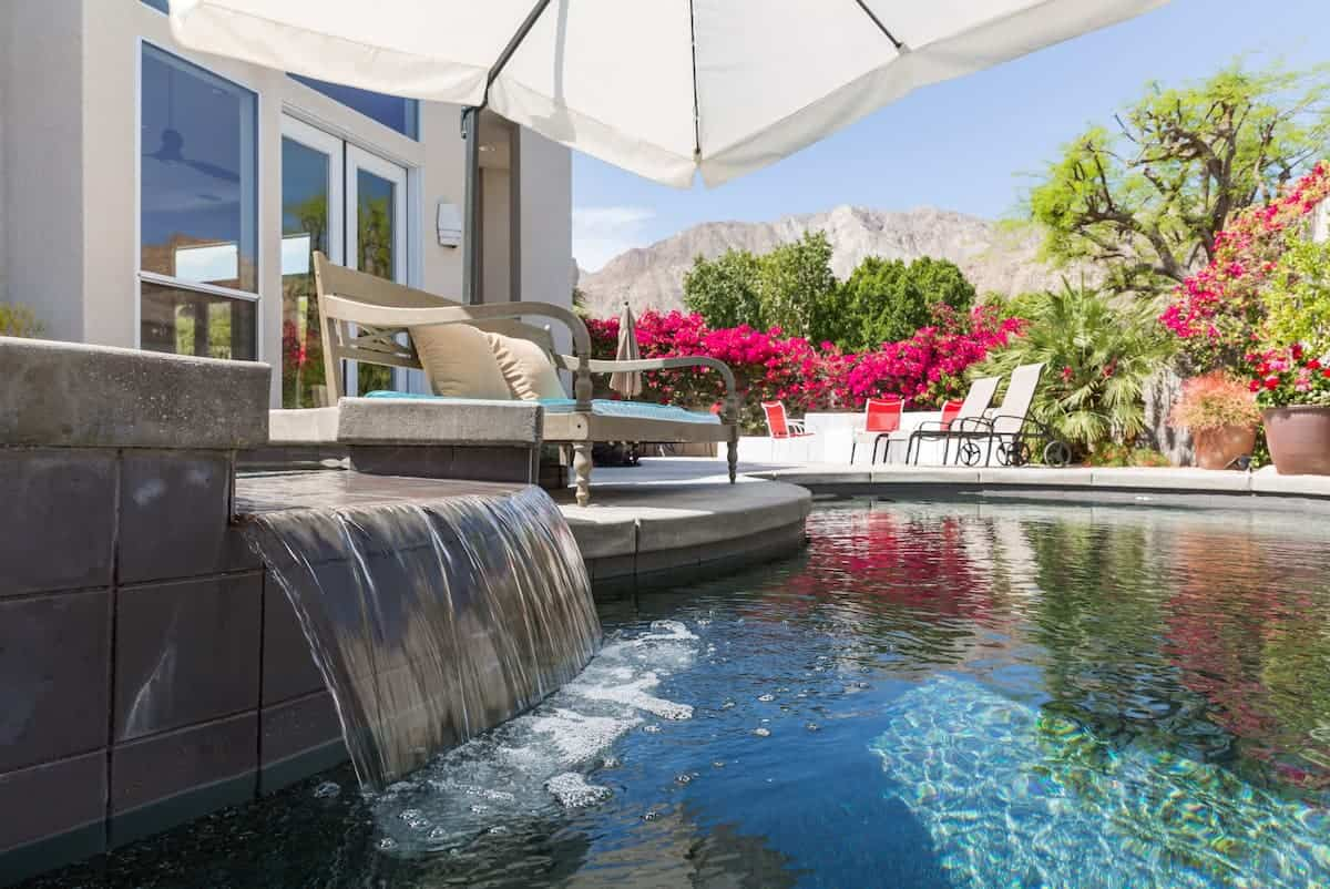 Image of Airbnb rental in Palm Desert, California