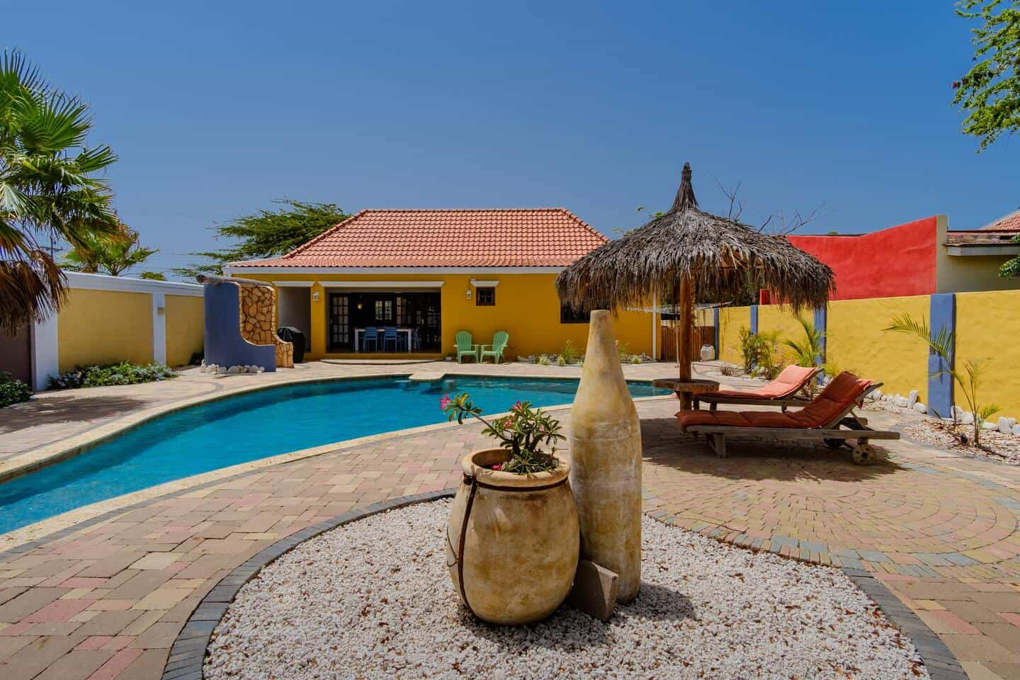 Image of Airbnb rental in Aruba