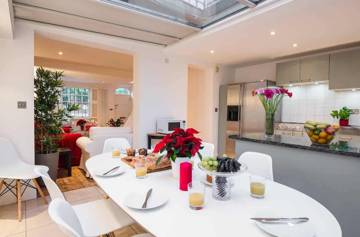 Image of Airbnb rental in London, England
