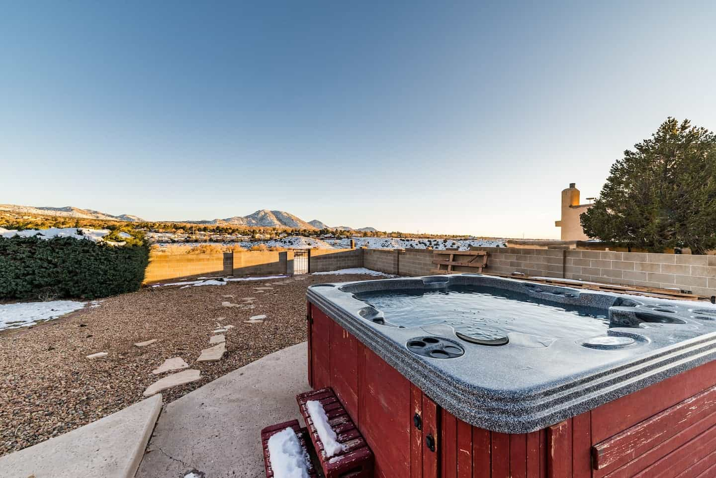 Image of Airbnb rental in Albuquerque, New Mexico