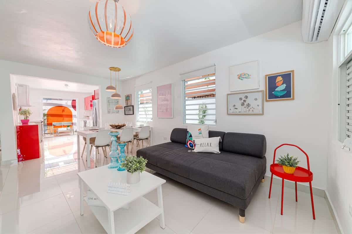 Image of Airbnb rental in San Juan, Puerto Rico