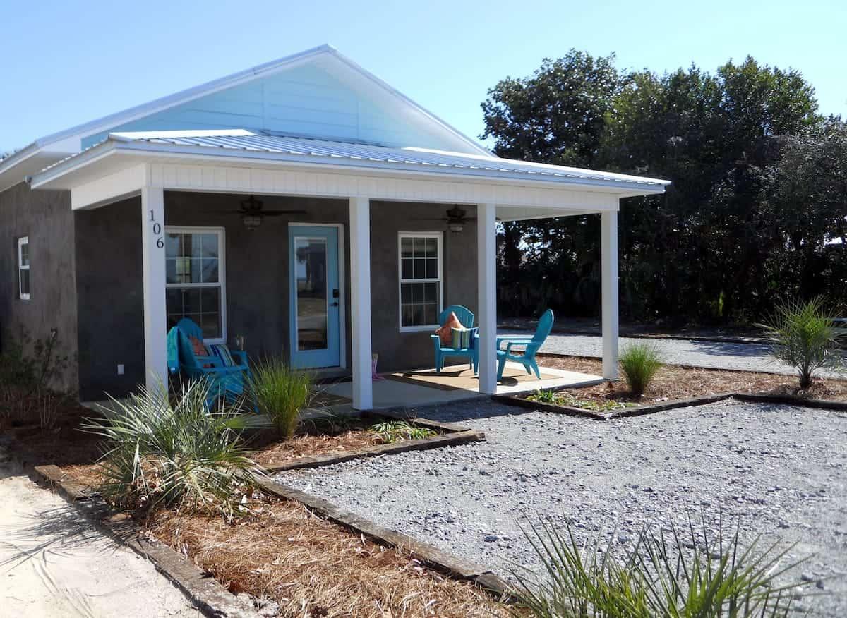 Image of Airbnb rental in Panama City Beach, Florida
