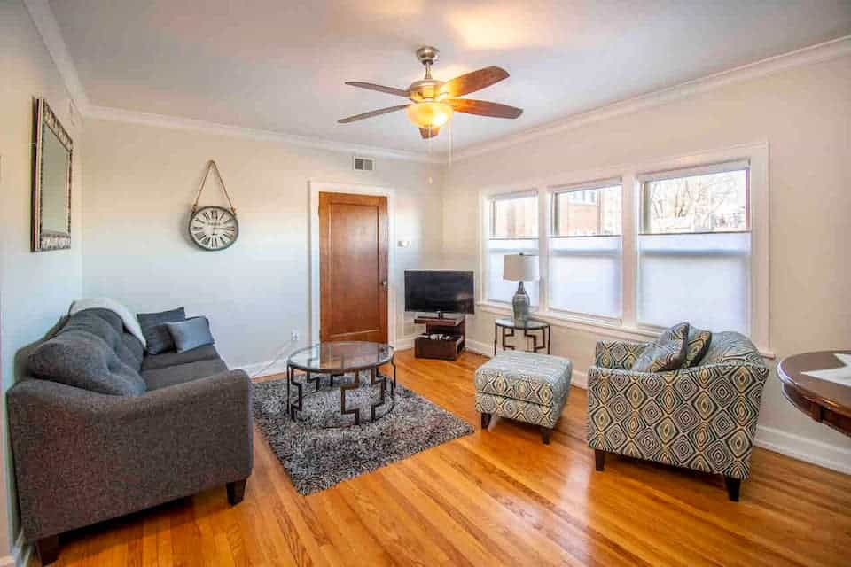Image of Airbnb rental in Omaha, Nebraska