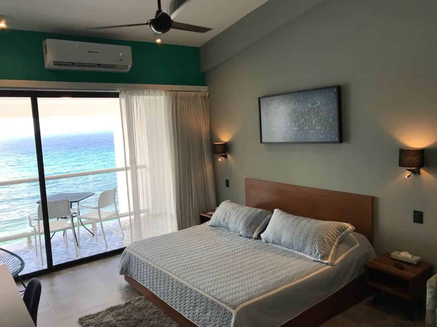 Image of Airbnb rental in Cancun, Mexico