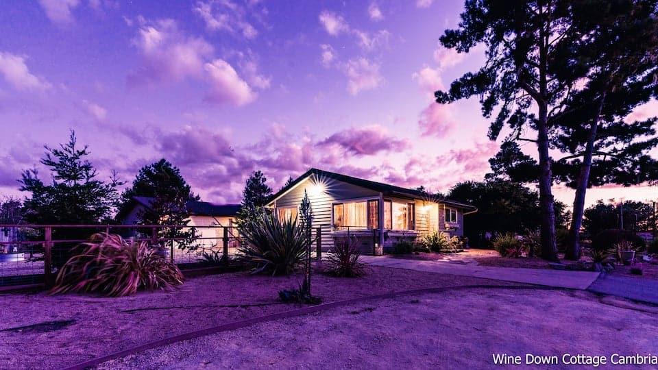 Image of Airbnb rental in Cambria, California