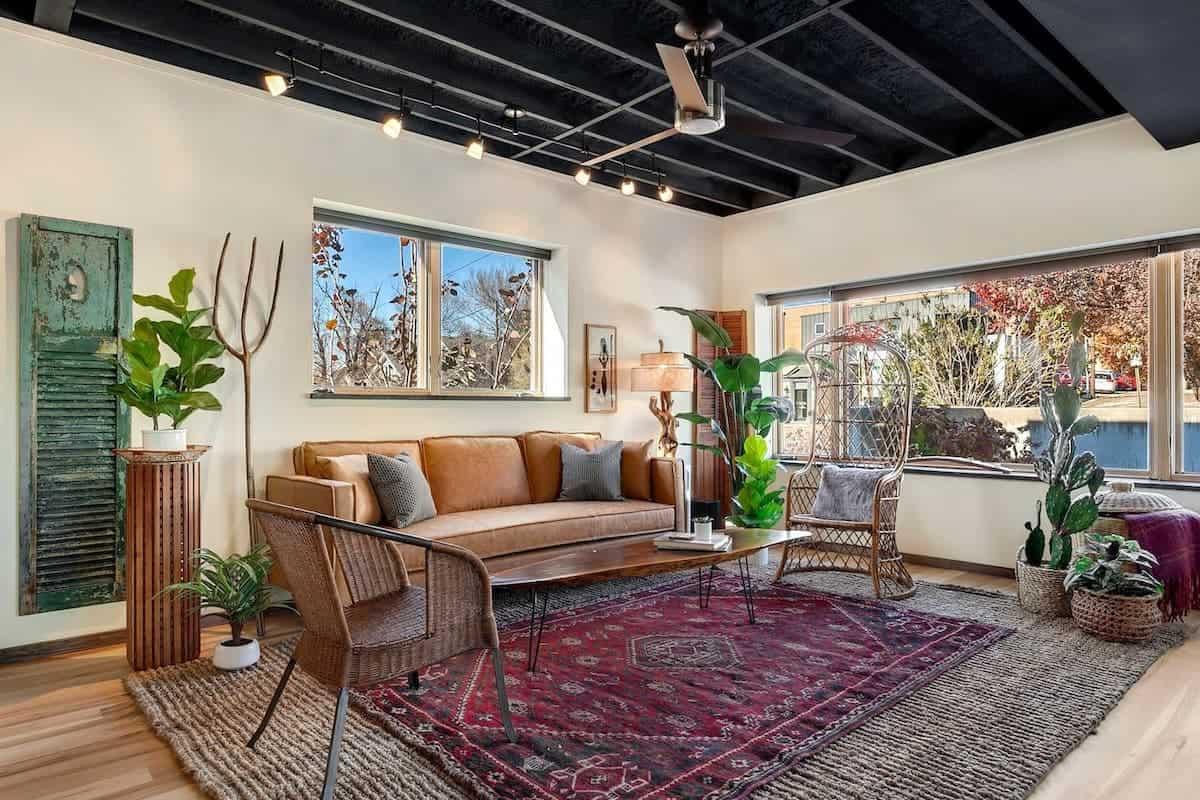 Image of Airbnb rental in Fayetteville, Arkansas