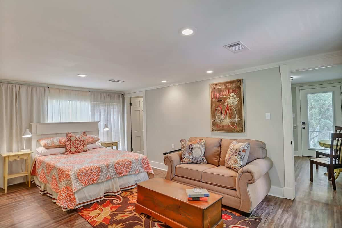 Image of Airbnb rental in Jackson, Mississippi