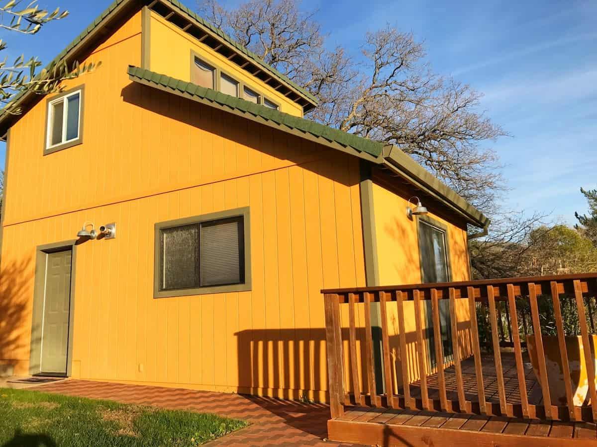 Image of Airbnb rental in Redding, California