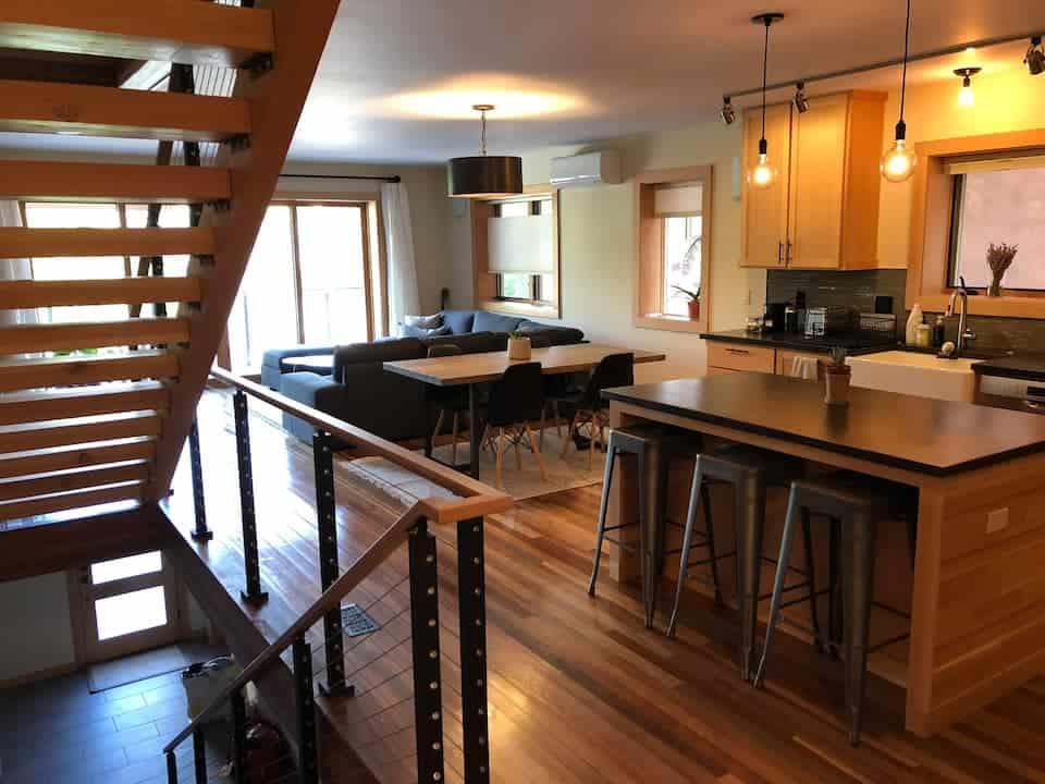 Image of Airbnb rental in Hood River, Oregon