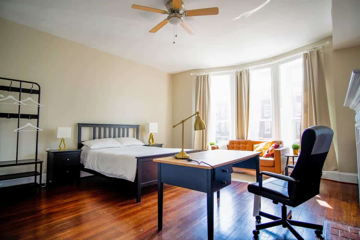 Image of Airbnb rental in Baltimore, Maryland
