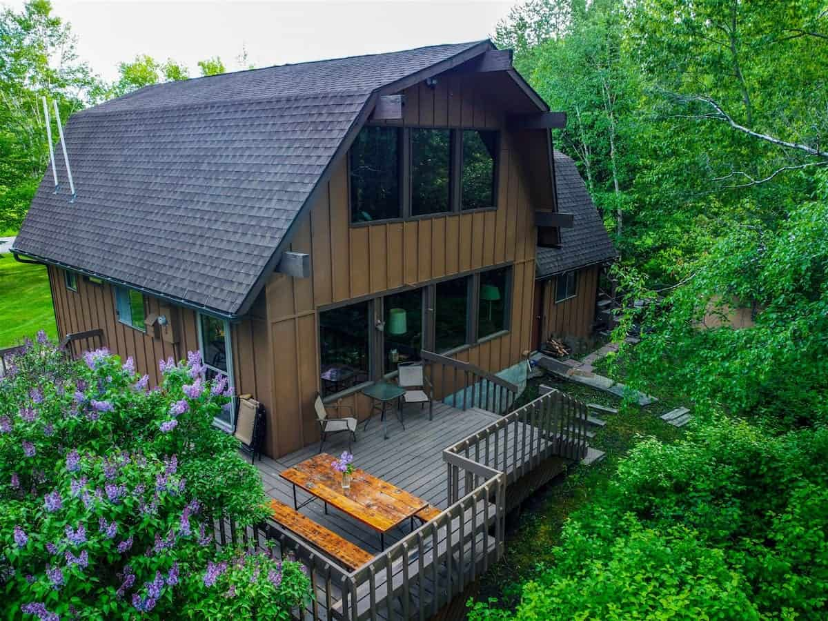 Image of Airbnb rental in Whitefish, Montana