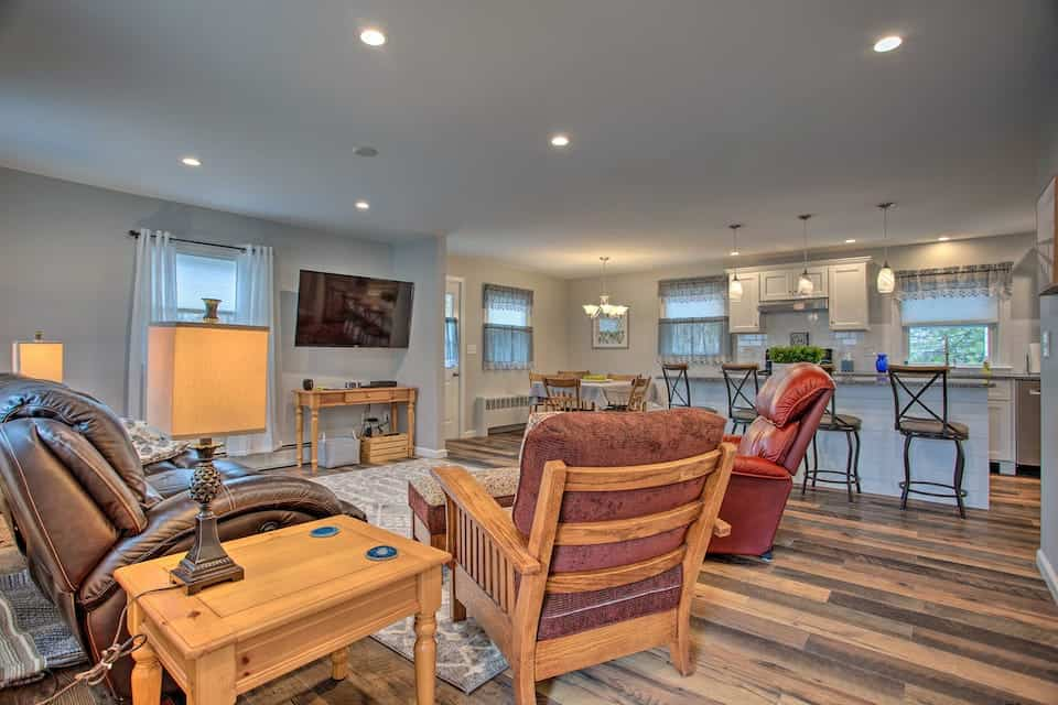 Image of Airbnb rental in Mystic, Connecticut