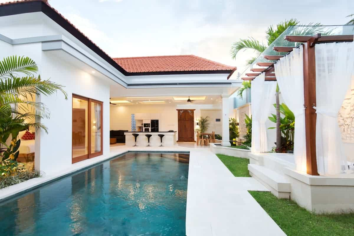 Image of Airbnb rental in Bali, Indonesia